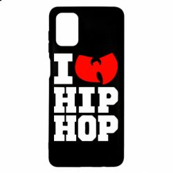 Чехол для Samsung M51 I love Hip-hop Wu-Tang