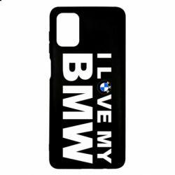 Чохол для Samsung M51 I love my BMW