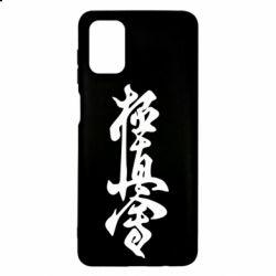 Чохол для Samsung M51 Ієрогліф