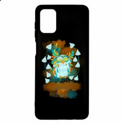 Чехол для Samsung M51 If you never try, you will never know art