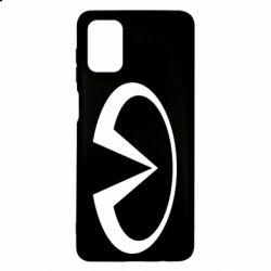 Чехол для Samsung M51 Infiniti logo