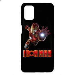 Чохол для Samsung M51 Iron Man 2