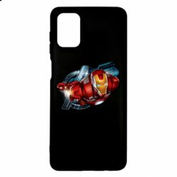 Чохол для Samsung M51 Iron Man and Avengers