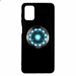 Чехол для Samsung M51 Iron Man Device