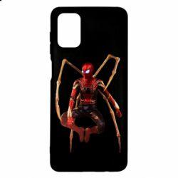 Чохол для Samsung M51 Iron man spider