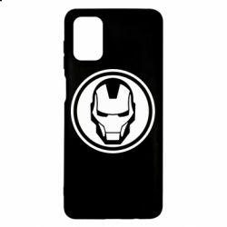 Чохол для Samsung M51 Iron man symbol