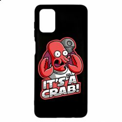 Чохол для Samsung M51 It's a crab!