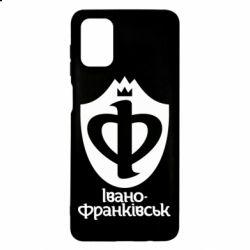 Чехол для Samsung M51 Ивано-Франковск эмблема