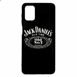 Чехол для Samsung M51 Jack Daniel's Old Time