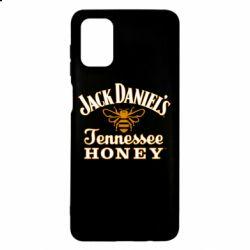 Чохол для Samsung M51 Jack Daniel's Tennessee Honey