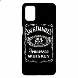 Чохол для Samsung M51 Jack daniel's Whiskey