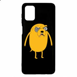 Чохол для Samsung M51 Jake from  Adventure Time