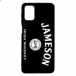 Чохол для Samsung M51 Jameson Whiskey