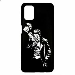 Чехол для Samsung M51 Joker smokes and smiles