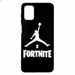 Чехол для Samsung M51 JORDAN FORTNITE