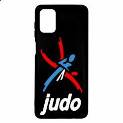 Чохол для Samsung M51 Judo Logo