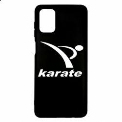 Чехол для Samsung M51 Karate