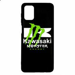 Чехол для Samsung M51 Kawasaki Monster Energy