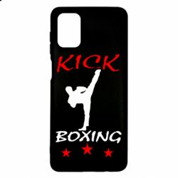 Чохол для Samsung M51 Kickboxing Fight