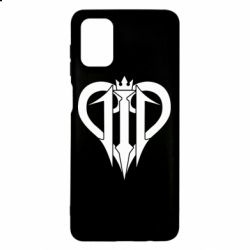Чехол для Samsung M51 Kingdom Hearts logo