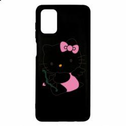 Чехол для Samsung M51 Kitty амурчик