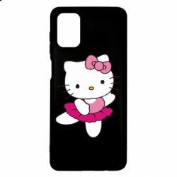 Чехол для Samsung M51 Kitty балярина