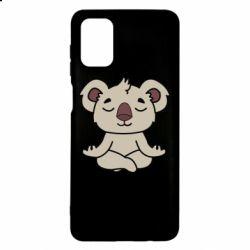 Чехол для Samsung M51 Koala