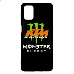 Чехол для Samsung M51 KTM Monster Enegry