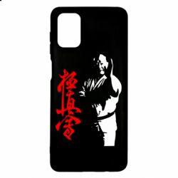 Чохол для Samsung M51 Kyokushin Kanku Master