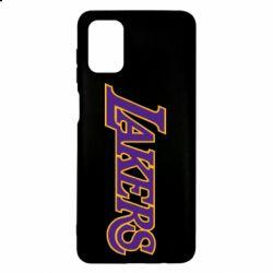 Чохол для Samsung M51 LA Lakers