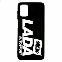 Чехол для Samsung M51 Lada Autosport