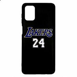Чехол для Samsung M51 Lakers 24