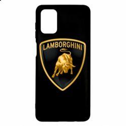 Чохол для Samsung M51 Lamborghini Logo