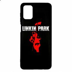 Чехол для Samsung M51 Linkin Park Album