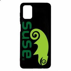Чехол для Samsung M51 Linux Suse