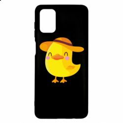 Чехол для Samsung M51 Little chicken