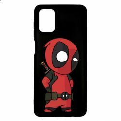 Чохол для Samsung M51 Little Deadpool