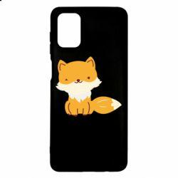 Чехол для Samsung M51 Little red fox