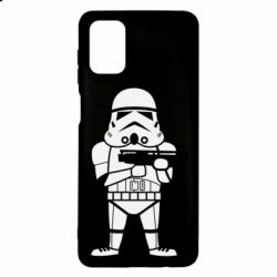 Чохол для Samsung M51 Little Stormtrooper