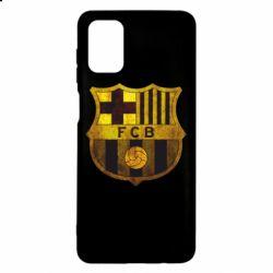 Чохол для Samsung M51 Логотип Барселони