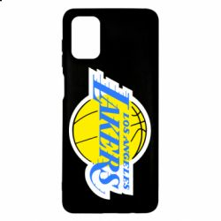 Чехол для Samsung M51 Los Angeles Lakers