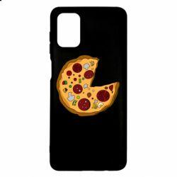 Чохол для Samsung M51 Love Pizza