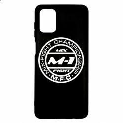 Чохол для Samsung M51 M-1 Logo