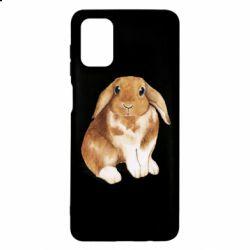 Чохол для Samsung M51 Маленький кролик