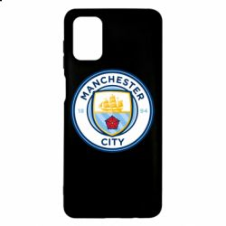 Чохол для Samsung M51 Manchester City