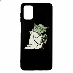 Чехол для Samsung M51 Master Yoda
