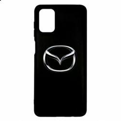 Чехол для Samsung M51 Mazda 3D Logo