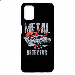 Чохол для Samsung M51 Metal detector