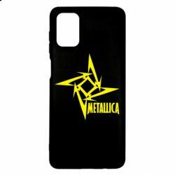 Чохол для Samsung M51 Логотип Metallica
