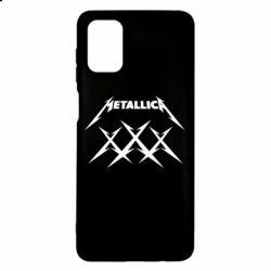 Чохол для Samsung M51 Metallica XXX